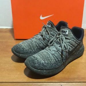 Nike lunarepic low flyknit 2 863779-041 sz 9 run